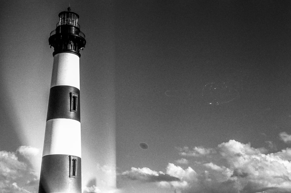 "Bodie (pronounced ""body"") Island Lighthouse - Outer Banks, North Carolina"